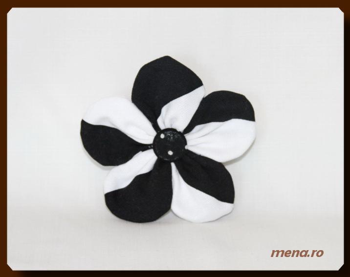 Accesorii pentru par handmade - elastic si cordeluta (10)
