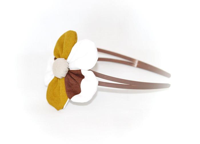 Accesorii pentru par handmade - elastic si cordeluta (3)