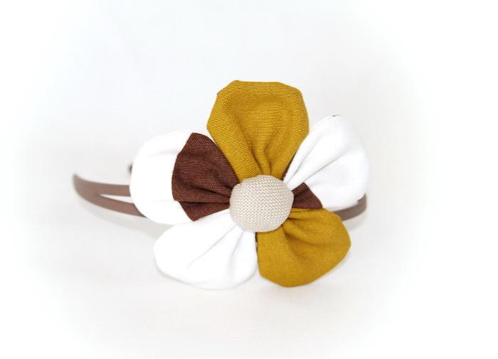 Accesorii pentru par handmade - elastic si cordeluta (4)