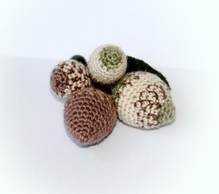 Bijuterii handmade - brose crosetate (9)