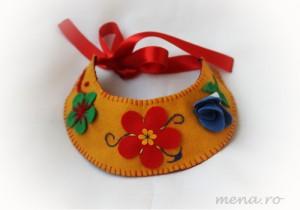 Bijuterii si accesorii handmade din fetru