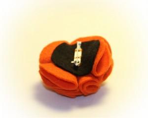 bijuterii decoratiuni fetru