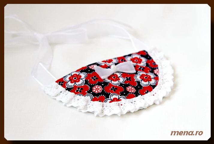 Bujuterii handmade pentru femei - colier dantela (11)