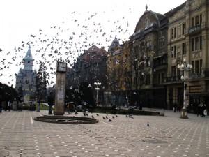 Turism in Romania - Timisoara