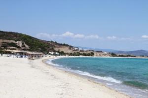 Plaja Agios Nikolaos, Sithonia
