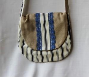 Posete handmade din panza, pentru femei