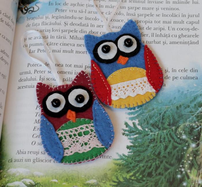globuri handmade pentru brad din fetru - bufnita (3)