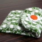 portofel handmade, unicat