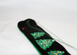 Decoratiuni,ornamente, bijuterii si accesorii handmade de Craciun